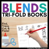 Blends Interactive Word Work - Initial blends and final blends