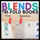 Blends Interactive Word Work - Initial blends and final blends