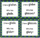 GL Initial and Ending Blends Phonics Game