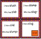 Initial Consonant SL Blends Reading Games