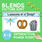 BLENDS PICTURE SORT dr pr tr