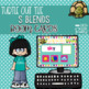 BLENDS TURTLE OUT THE WORD DIGITAL Task BOOM CARDS