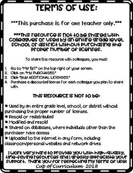 BLENDS Task Cards for Spelling Practice