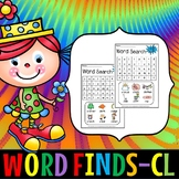BLENDS WORD SEARCH- cl