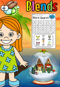 BLENDS WORD SEARCH- gl