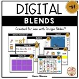 BLENDS {-st} - DIGITAL Activities (Google Slides™)