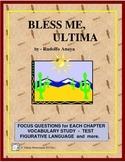BLESS ME, ULTIMA Novel Study Lessons