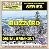 BLIZZARD: Digital Breakout about Arithmetic & Geometric Series
