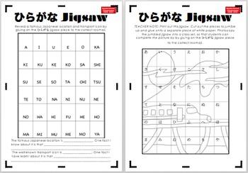 BLMs for  Japanese Language, Script & Intercultural Activities: Going Places