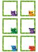 Name Tags BLOCKCRAFT Pets 3x3 - EDITABLE