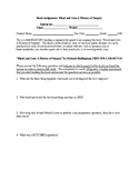 BLOOD AND GUTS Book Questions