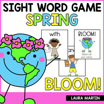 Sight Word Games-Spring