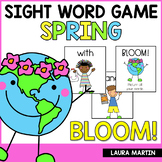 Spring Sight Word Game