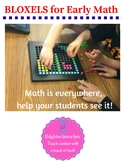 BLOXELS for Early Math K-2