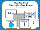 BLUE Interactive Color Sight Word Reader; Kindergarten; Special Ed.; Autism