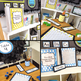 BLUE and YELLOW Polka Dots Classroom Decor EDITABLE