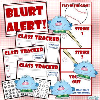 BLURT ALERT! Classroom Management System