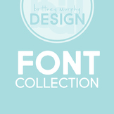 BMD Font Collection