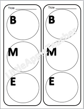 BME Stoplight Worksheet