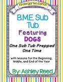 Sub Tub for Kindergarten