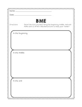 BME Worksheet