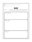 BME Worksheet