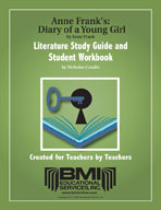Anne Frank's The Diary of a Young Girl: Study Guide and St