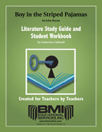 Boy in the Striped Pajamas: Study Guide and Student Workbook