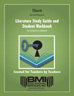 Hoot: Study Guide and Student Workbook (Enhanced eBook)