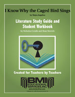 I Know Why the Caged Bird Sings: Study Guide and Student Workbook (Enhanced ebook)