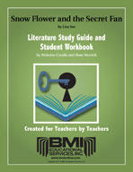 Snow Flower and the Secret Fan: Study Guide and Student Workbook (Enhanced eBook)