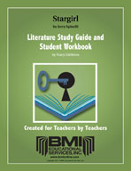 Stargirl: Study Guide and Student Workbook