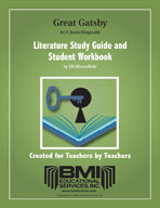 The Great Gatsby: Study Guide and Student Workbook (Enhanc