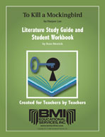 To Kill a Mockingbird: Study Guide and Student Workbook