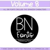 BN Fonts Volume 8