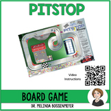 BOARD GAME:  Pitstop