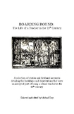 BOARDING ROUND:  The Life of a Teacher in the 19th Century