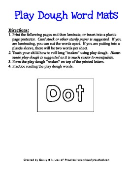 BOB Books Printables for Beginning Readers: Set 1, Book 6 Dot and the Dog