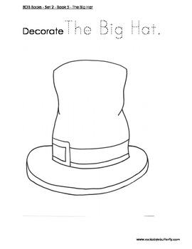 BOB Books Set Two Book 5 - The Big Hat