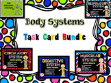BODY SYSTEMS TASK CARD  BUNDLE