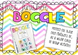 BOGGLE Activity and Classroom Display
