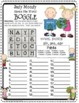 Journeys THIRD Grade BOGGLE:  Unit FOUR