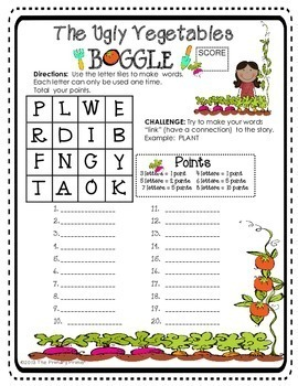 Journeys SECOND Grade BOGGLE:  Unit TWO