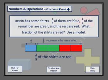BOGO - 5th Grade Common Core Math Review Program - MUST HAVE TEST PREP!