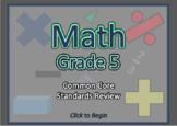 BOGO - 5th Grade Common Core Math Review Program - MUST HA