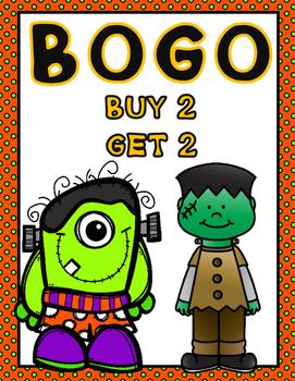 BOGO: BUY 2 GET 2 FREE