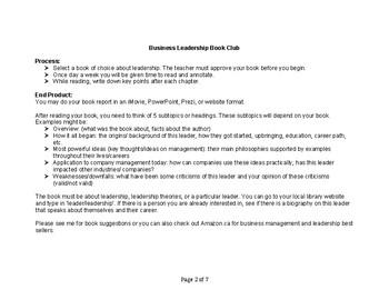 BOH4M Summative Task (KICA)