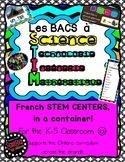 BAC À STIM / FRENCH STEM BOXES