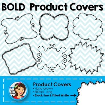 BOLD Product Covers