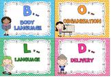 BOLD Speaking and Presenting Skills - Bulletin Display